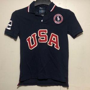 Polo Ralph Lauren USA adorable shirt